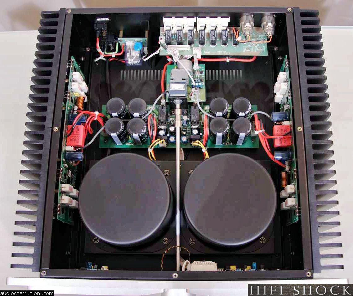 Amplificadores integrados con doble trafo 265ai-1-cayin